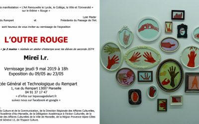 outre rouge
